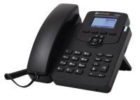 AudioCodes 405HD - IP-Telefon - Schwarz - Kabelgebundenes...
